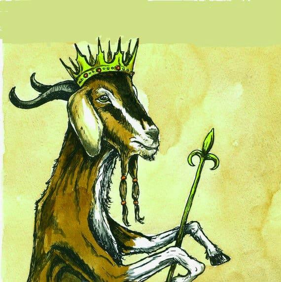 बकरा-राजा-Goat-King-Hindi-Kahani