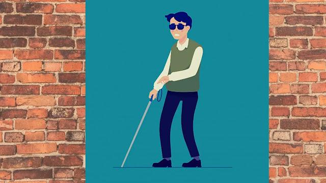 हिंदी कहानी – अंधा आदमी | Hindi Kahani – Blind Man